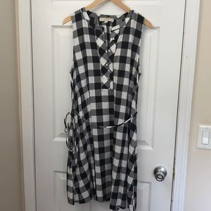 Buffalo Check LOFT Dress